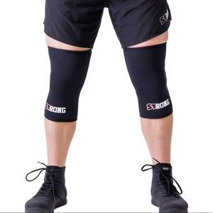 Marc Bell Sling Shot STrong knee sleeves